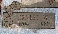 Ernest Wesley Wood