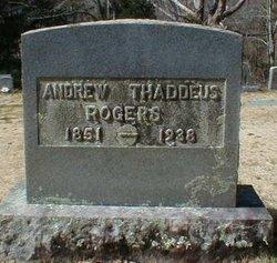 Andrew Thaddeus Short Thad Rogers