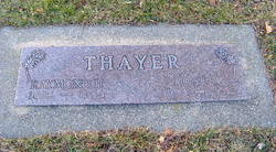Raymond Henry Thayer