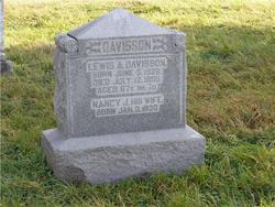 Lewis A Davisson