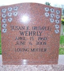 Susan Elzine <i>Rumple</i> Wehrly