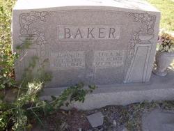 Lula May <i>Richardson</i> Baker