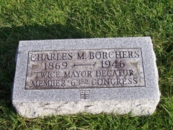 Charles Martin Borchers