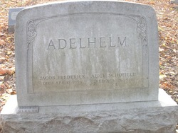 Alice May <i>Schofield</i> Adelhelm