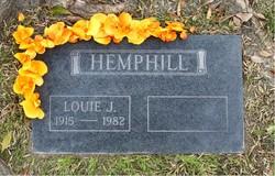 Louie Jhue Hemphill