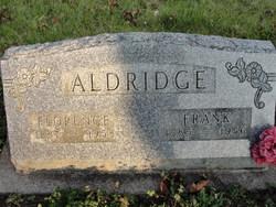 Florence Etta <i>Rude</i> Aldridge