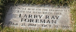 Larry Ray Foreman