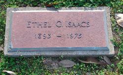 Ethel G Isaacs