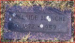 Mrs Adelaide Etta <i>McReavy</i> Blanche