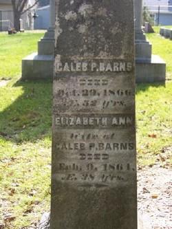Caleb Paul Barns