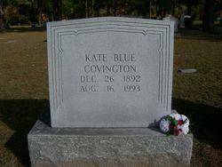 Kate <i>Blue</i> Covington