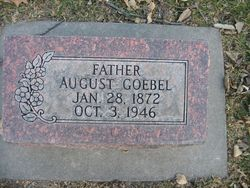 August Goebel