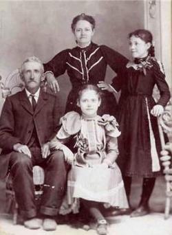 Louisa A. <i>Edwards</i> Patrick