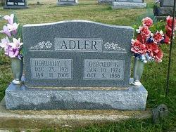 Dorothy <i>Clemens</i> Adler