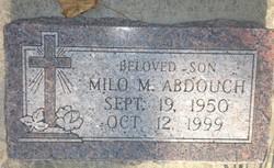 Milo M. Abdouch