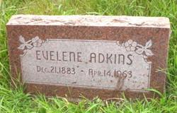 Evelene <i>Caven</i> Adkins