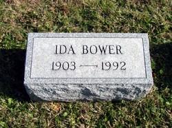 Ida <i>Bower</i> Grant