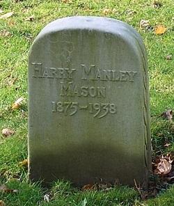 Harry Manley Mason
