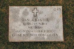 Dan Albert Baxter