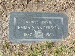 Emma S. Anderson