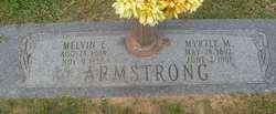 Myrtle M <i>Tanner</i> Armstrong