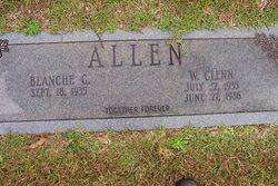 W Glenn Allen