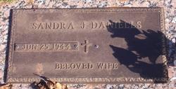 Sandra J Daniells