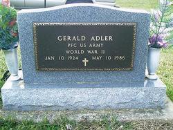 Gerald Guy Adler