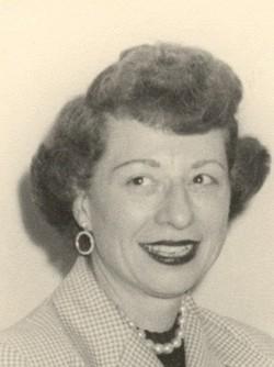 Beatrice Elizabeth Warner