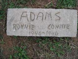 Ronnie & Connie Adams