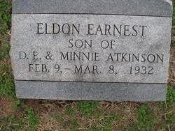 Eldon Earnest Atkinson