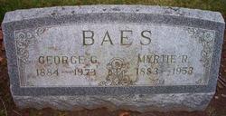 Myrtie R <i>Shorten</i> Baes