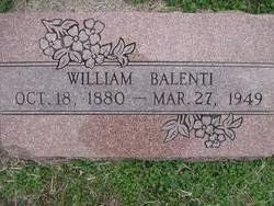 William Balenti