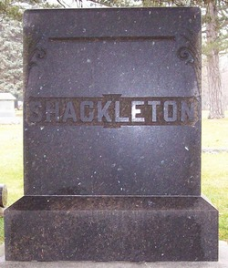Lizzie A. <i>Shackleton</i> Connett