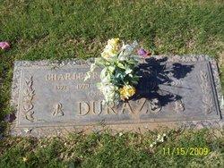 Charles F Durazo
