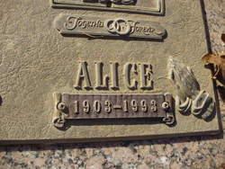 Alice Clara <i>Stroud</i> Adams