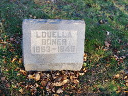 Luella <i>Spencer</i> Boner