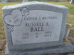 Russell E. Ball
