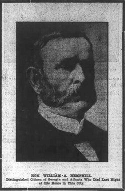 William Arnold Hemphill