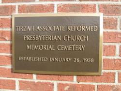 Tirzah ARP Cemetery