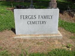 Ferges Cemetery