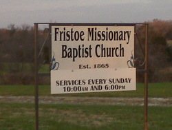 Fristoe Cemetery