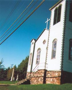 Saint Mary's of the Mountain Church Cemetery