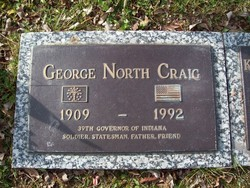 George North Craig
