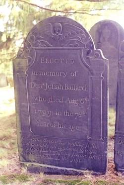 Deacon Josiah Ballard