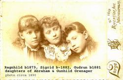 Ragnhild <i>Grenager</i> Miller