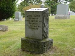 Mary Eliza <i>Smith</i> Van Wie