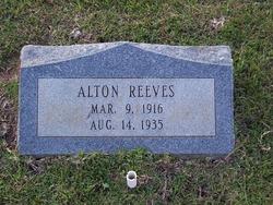 Alton Reeves