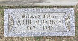 Artie Hester <i>Montgomery</i> Barbee
