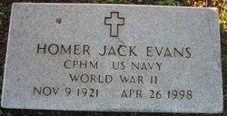 Homer Jack Evans